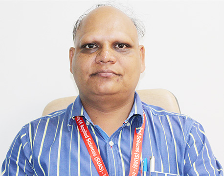 Dr. Kailash Chandra Bandhu - Assistant Professor, School Of Computer Science
