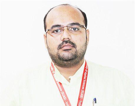 Mr. Nishant P. Khatri