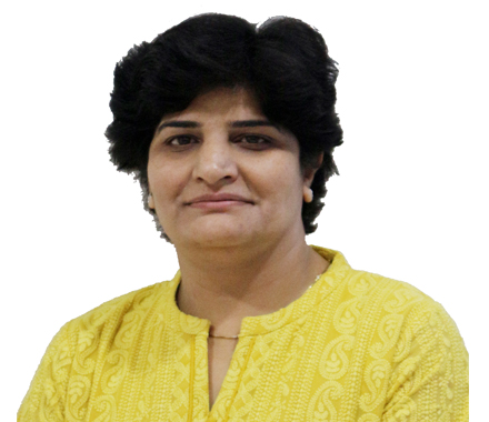 Engineering Faculty, Symbiosis Indore, Dr. Dipti Chauhan
