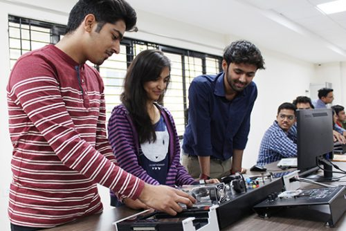 School of Mechatronics Engineering in Indore