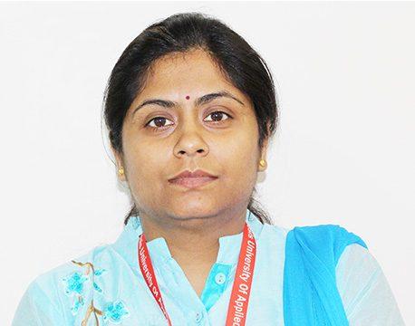 Mrs. Amruta Belapurkar Sharma