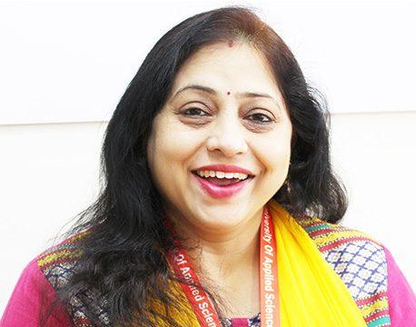 Dr. Jyoti Vyas Bajpai