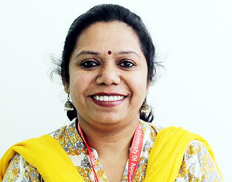 Dr. Smriti Verma - Professor, School of Retail Management