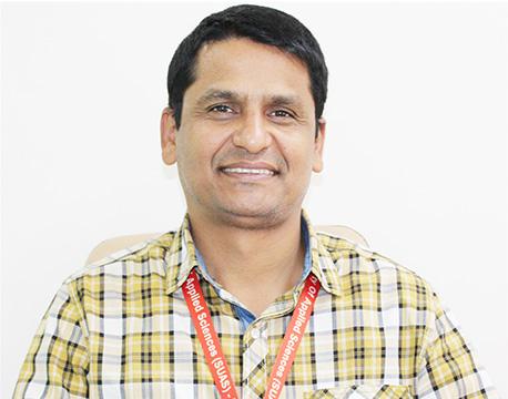 Mr. Mahendra Padhy - Director, school of retail management