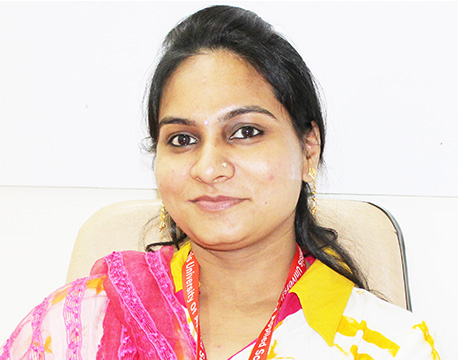 Engineering Faculty, Symbiosis Indore, Ms. Neha Gupta