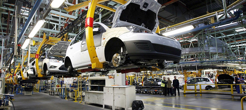 Automobile Engineering , Manufacturing Engineering-Industry Scenario