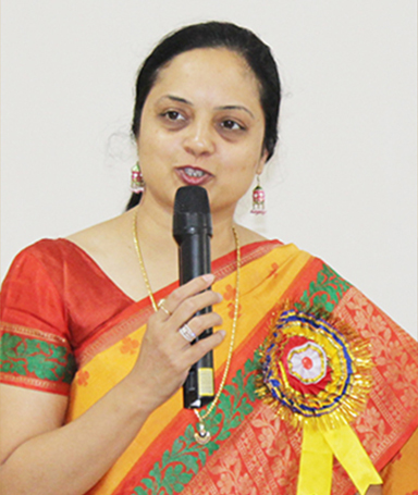 Dr. Swati Mujumdar, Pro Chancellor, Symbiosis University of Applied Sciences (SUAS), Indore