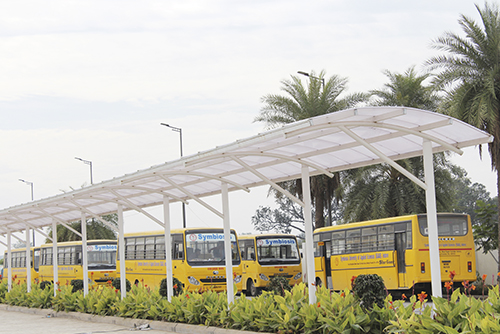 Symbiosis-Indore-Bus-Facility