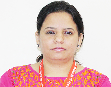 Dr. Neetika Jain - Assistant Professor, School of Banking Financial Services