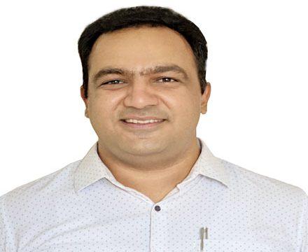 Mr. Rishab Pareek