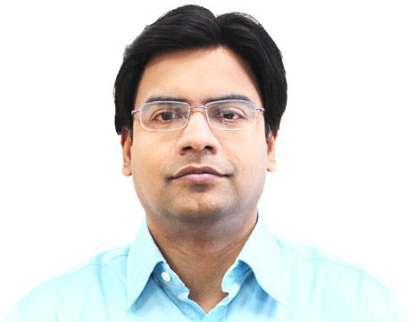 Mr. Ashish Bulakh - Training & Placement Officer Administration