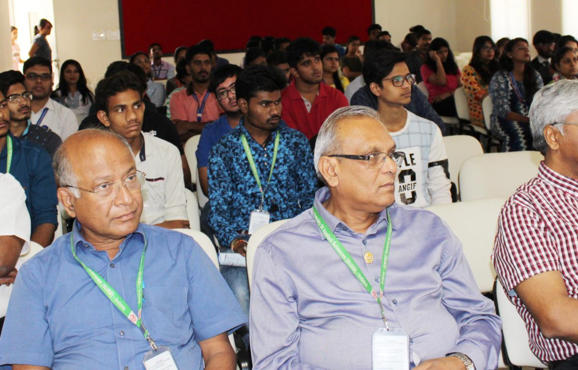 Interactive Career Guidance Seminar & Workshop at Symbiosis