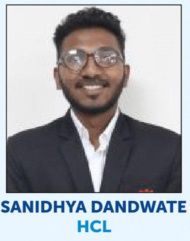 Sanidhya Dandwate