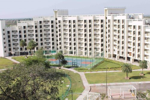 Symbiosis-Indore-Hostel-Campus