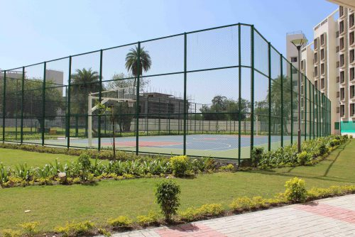 Symbiosis-Indore-Hostel-Campus-Ground4