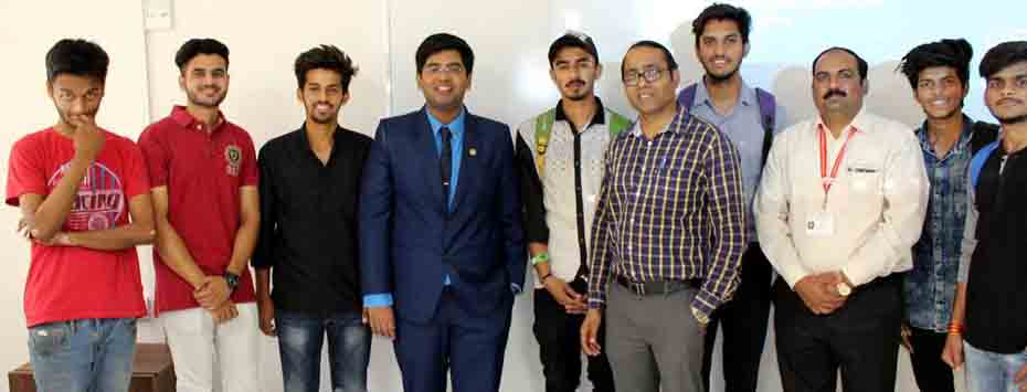 Symbiosis Indore Entrepreneurship for future Technocrats