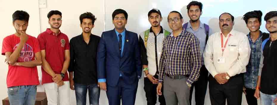 Symbiosis Indore Entrepreneurship for future Technocrats