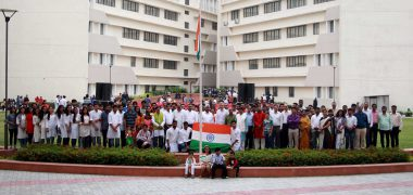 Symbiosis Indore Independence- Day Celebration