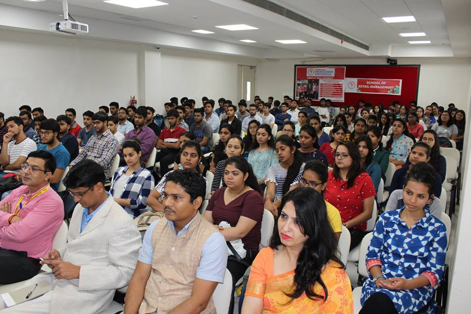 Symbiosis Indore Student Induction