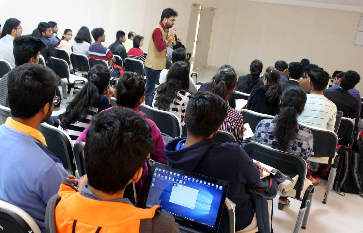 Workshop on Android Application Development | SUAS, Indore