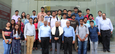symbiosis-indore-Intereactive-session-with-Mr Sunil Alagh