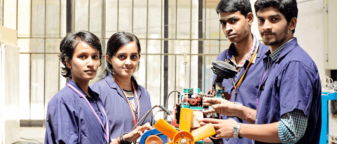 Btech in Automobile Engineering