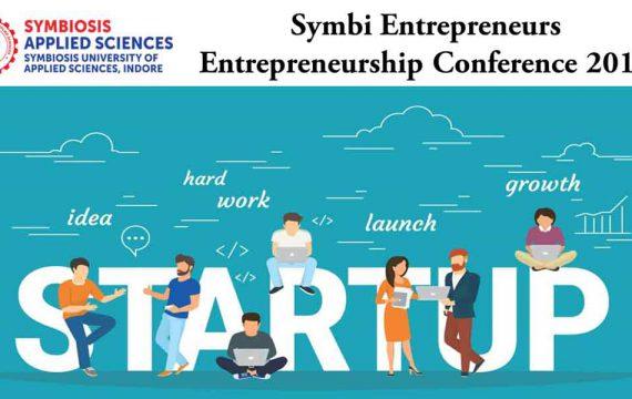 Symbi Entrepreneurs Entrepreneurship Conference 2018