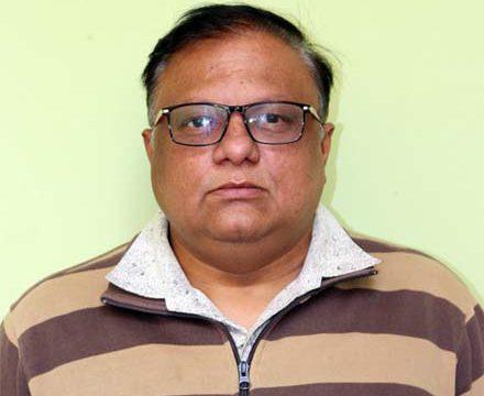 Mr. Makrand Samvatsar