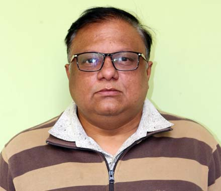 Engineering Faculty, Symbiosis Mr. Makrand Samvatsar
