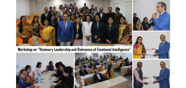 Leadership Workshop @ Symbiosis Indore
