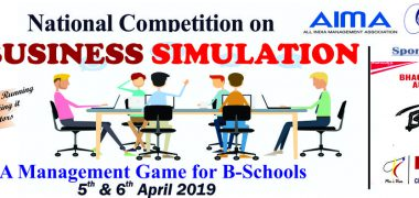 Symbiosis Indore National Competition on Business Simulation