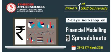 Symbiosis Indore Financial Modelling Spreadsheets