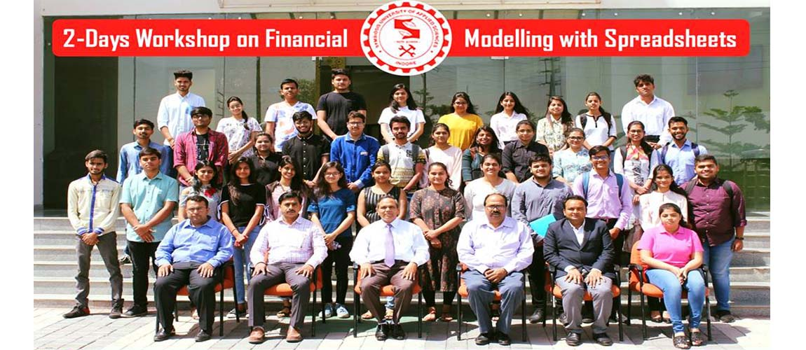 Symbiosis Indore Financial Modelling