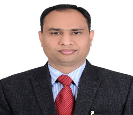 Management Faculty, Symbiosis Indore Dr. Kapil Shrimal
