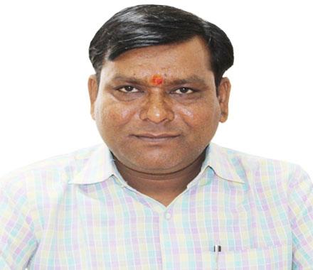 Engineering Faculty, Symbiosis Indore Faculty Mr. Ishwarlal Rathod
