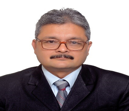 Engineering Faculty, Symbiosis Indore Faculty Mr. Sunil Anand