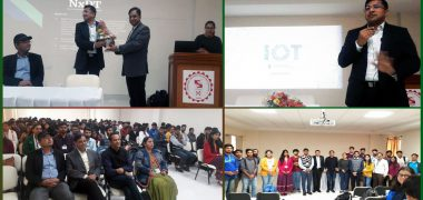 Workshop on Internet of Things (IoT)