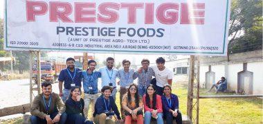 Symbiosis-Indore_PrestigeFoodsVist