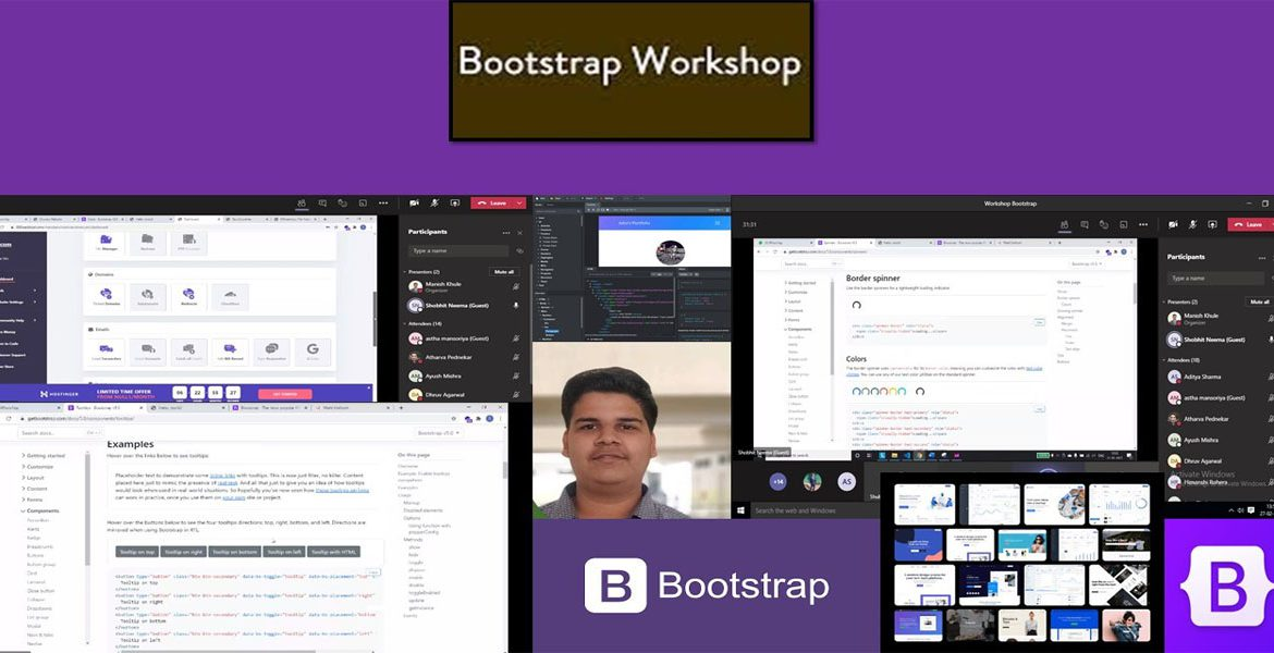 Workshop Bootstrap-5