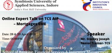 Expert Talk on TCS AIP