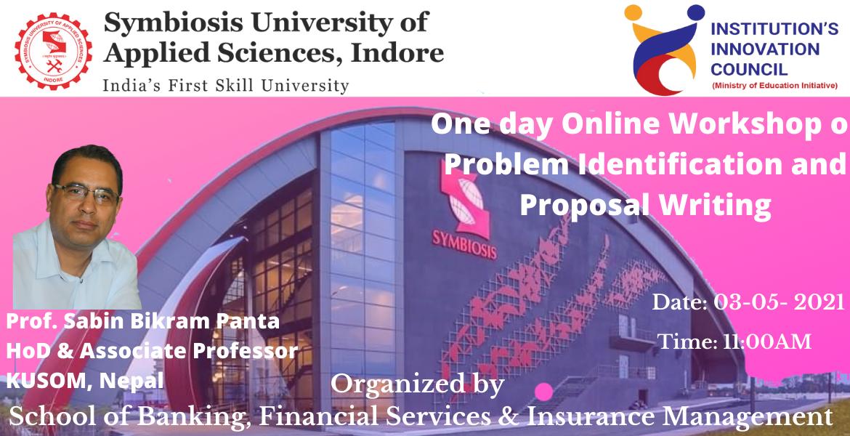 Problem Identification & Proposal Writing