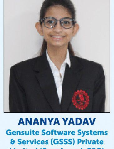 Ananya Yadav