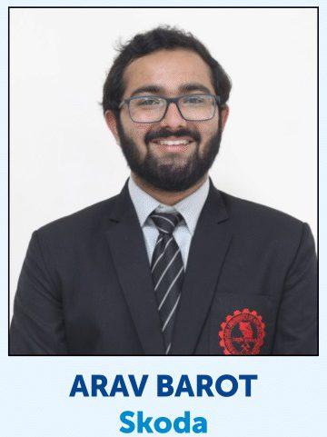 Arav Barot