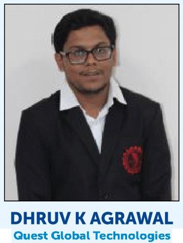 Dhruv K Agrawal
