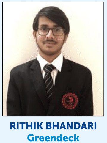 Rithik Bhandari