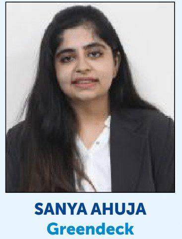 Sanya Ahuja